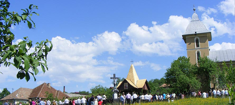 Oarta de Sus-Biserica Ortodoxa