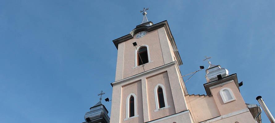 Oarta de Jos - Biserica ortodoxa