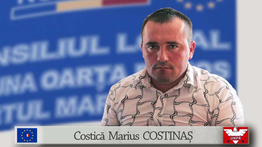 Costinas Marius UNPR1