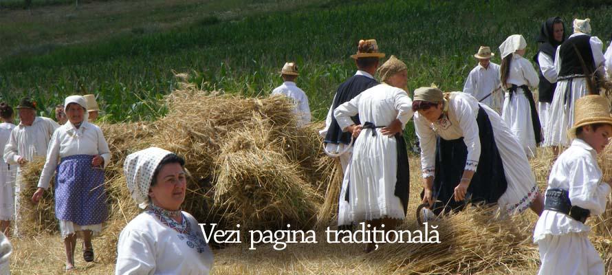Oarta de Jos - Pagina traditionala