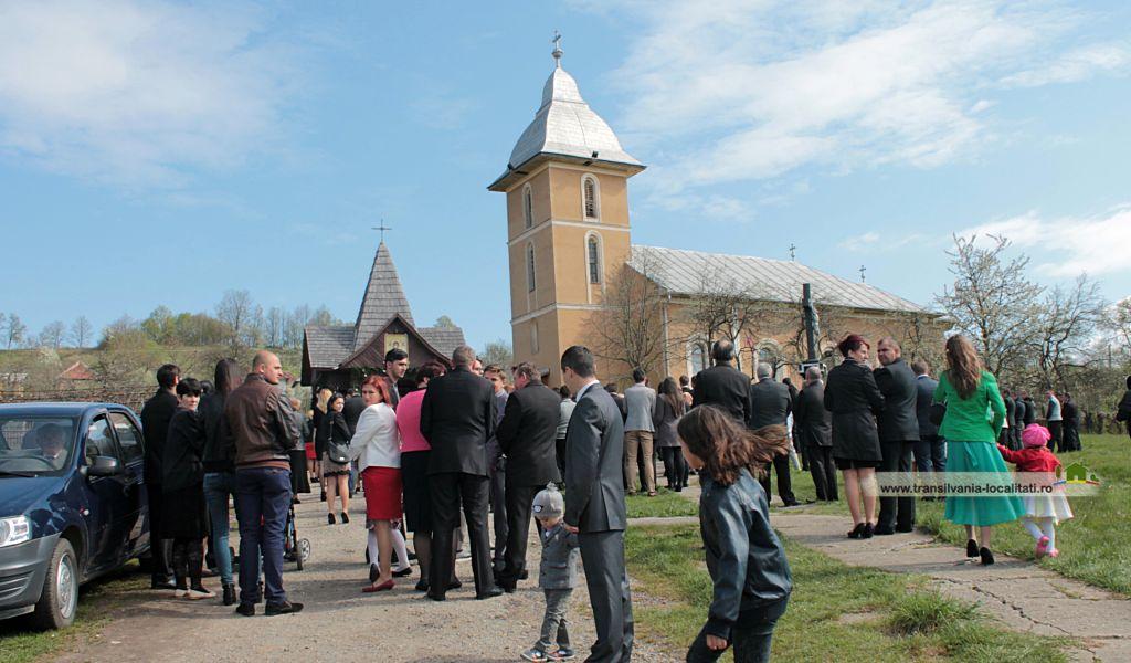 Oarta de Sus-Hramul bisericii 2015-15